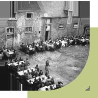 Historique Guides Catholiques de Belgique