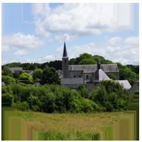 Le village de Mozet